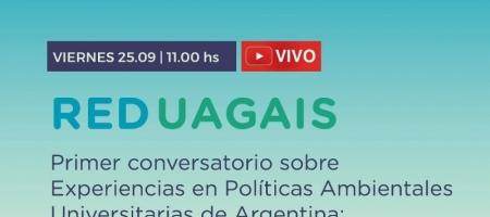 Conversatorio Red UAGAIS