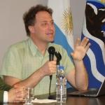 Fernando Halperín, Director de Relaciones Institucionales del Instituto Argentin