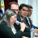 Discurso de la rectora de la UNPA, Eugenia Márquez