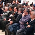 El acto contó con la presencia de los intendentes comprendidos en el convenio