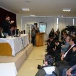 Discurso del titular de la Sedronar, Juan Carlos Molina
