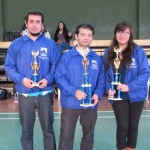 Premiación Ajedrez