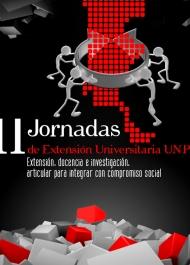II Jornadas de Extensión Universitaria