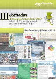 III Jornadas de Extensión Universitaria