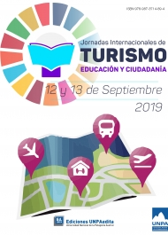 TAPA: Jornadas Internacionales de Turismo