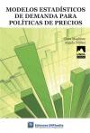 TAPA MODELOS ESTADISTICOS  DE DEMANDA PARA  POLITICAS DE PRECIOS