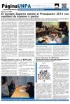 Página UNPA | Jueves 16 de mayo de 2013