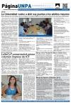 Página UNPA 07 de Marzo de 2013