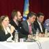 El acto fue presidido por el Jefe de Gabinete de Ministros de la Nación, Jorge C