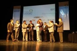 Entrega de los premios Sadosky 2016