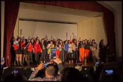 Acto de Colación de Grado en la UASJ